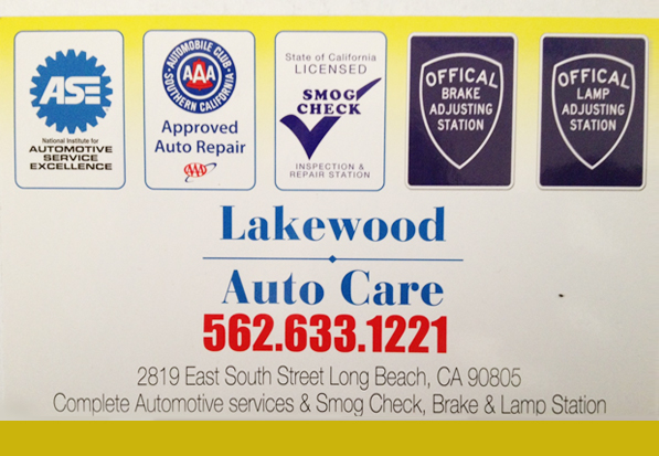 Lakewood Auto Care Inc Foreign & Domestic Auto Repair